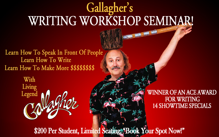 SPECIAL WRITING WORKSHOP SEMINAR- ONE DAY ONLY! @ LAUGH-IN COMEDY CAFE  | Fort Myers | Florida | United States